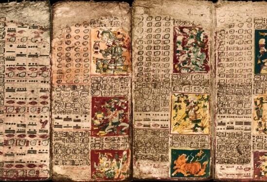 An Ancient Mayan Copernicus