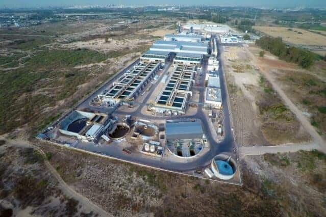 How to achieve 'green' desalination