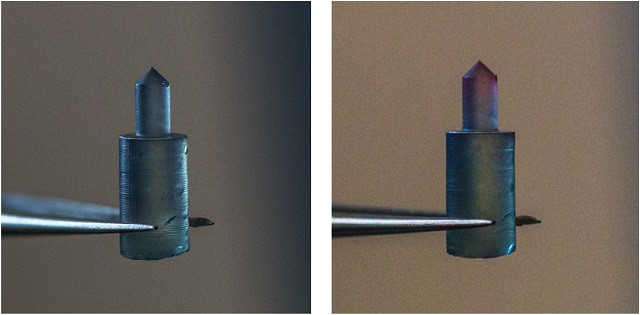 Engineers create programmable silk-based materials with embedded, pre-designed functions