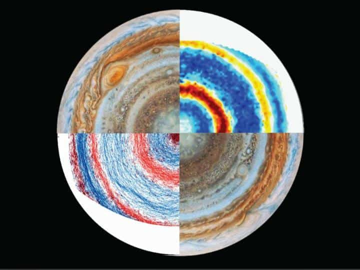 Experiment resolves mystery about wind flows on Jupiter