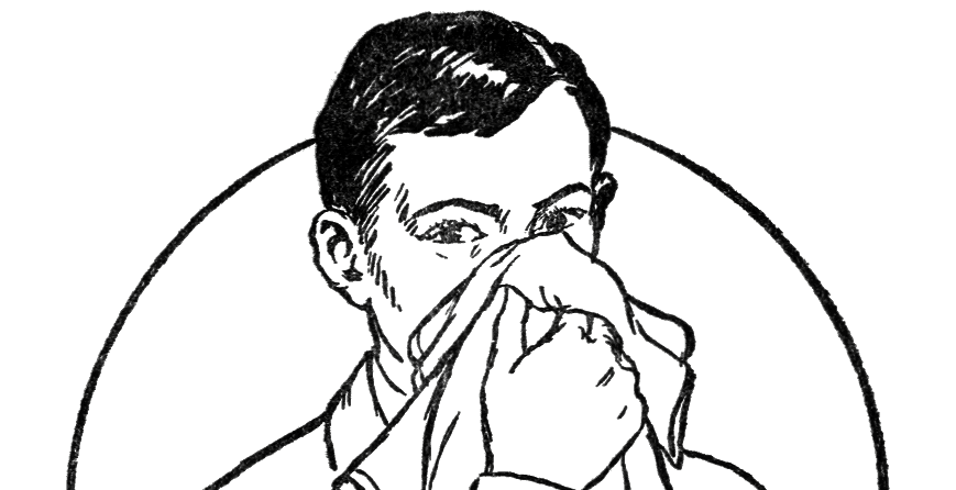 Proteins in your runny nose could reveal a viral infection