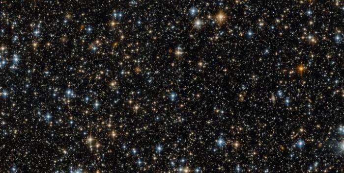 Hubble spotlights a celestial sidekick
