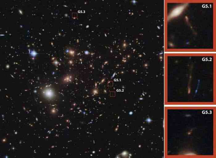 Astronomers Find Unexpected, Dust-obscured Star Formation in Normal Distant Galaxy