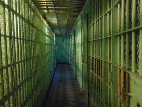 Gang membership seldom originates in prison