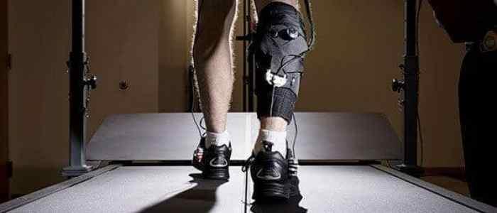 Robotic suit promotes normal walking in stroke patients