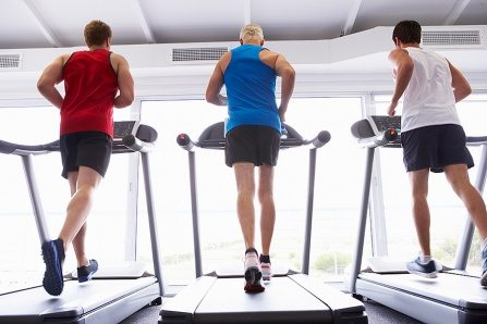Fight frailty with intense bursts of exercise, research shows