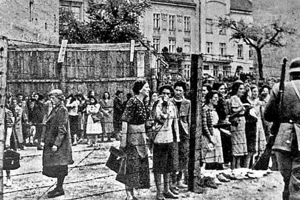 Digital Map Helps Historians Get Granular With Holocaust Research