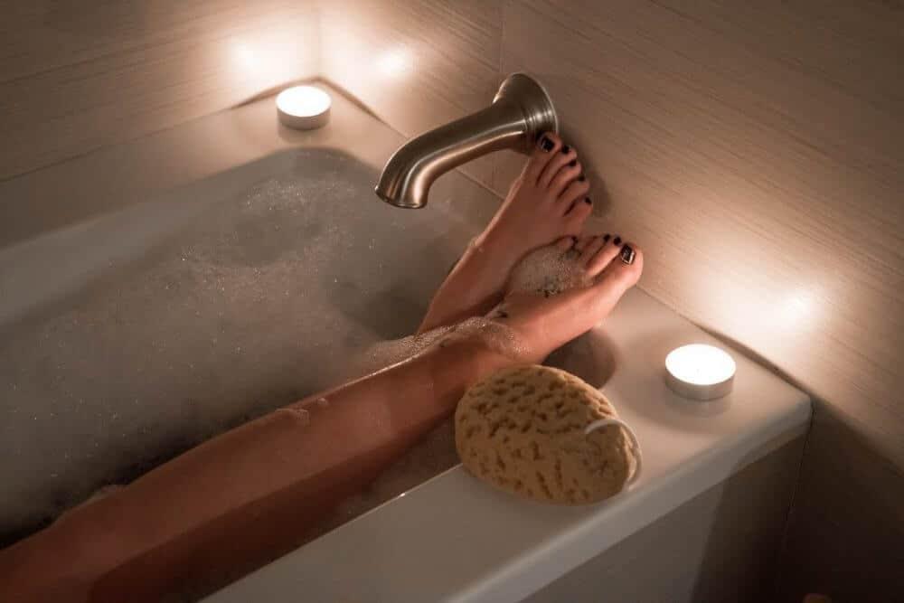 Water baths as good as bleach baths for treating eczema