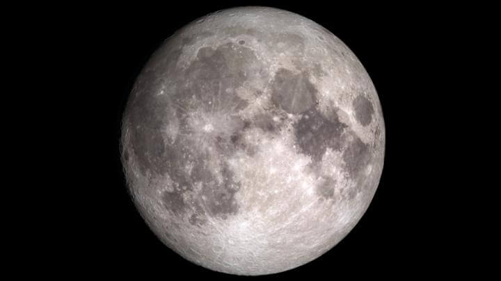 On second thought, the Moon's water may be widespread and immobile