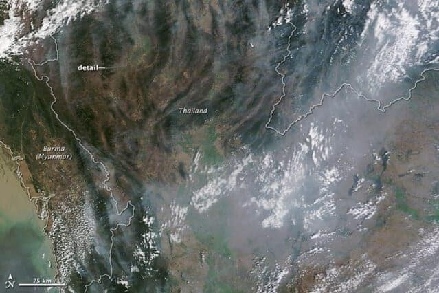 Clearing the air over Southeast Asia