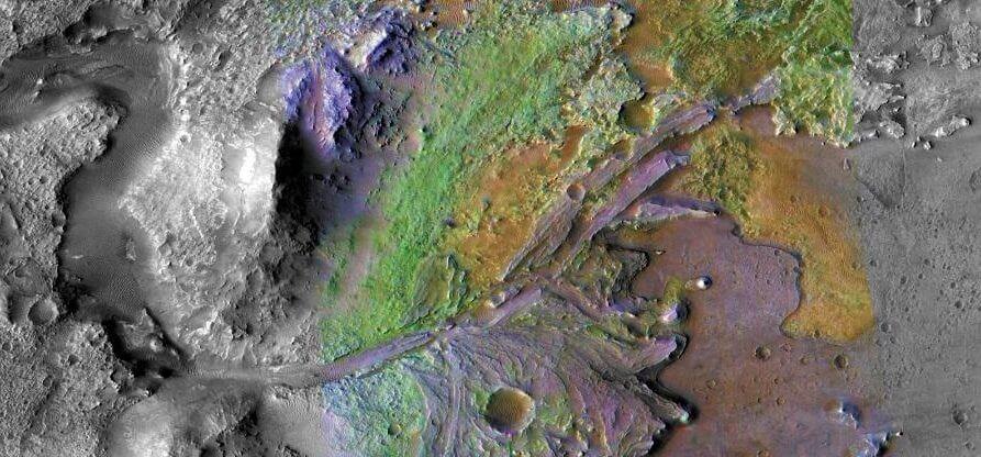 Mars rocks may harbor signs of life from 4 billion years ago