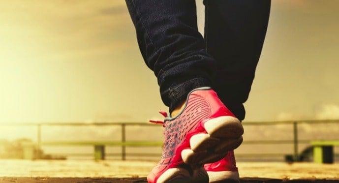 Walking faster could make you live longer