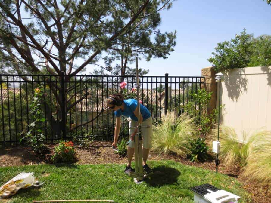 Are our lawns biological deserts?