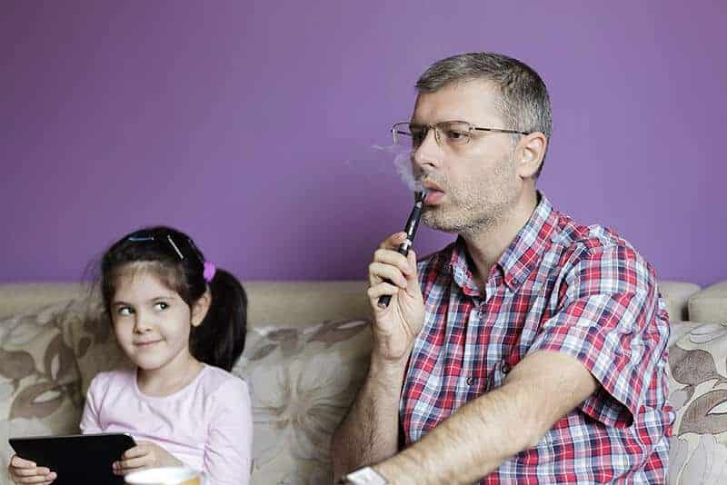 Tobacco Users May Not Agree Nicotine Harms Kids