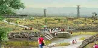 Green spaces can capture, purify stormwater, deliver recreational benefits