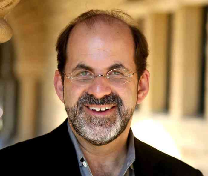 Jon Krosnick, professor of communication and of political science, has been polling Americans on their attitudes toward climate issues and policy for 20 years. (Image credit: Courtesy Jon Krosnick)
