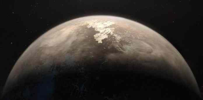 Rocky planet neighbor looks familiar, but is not Earth's twin