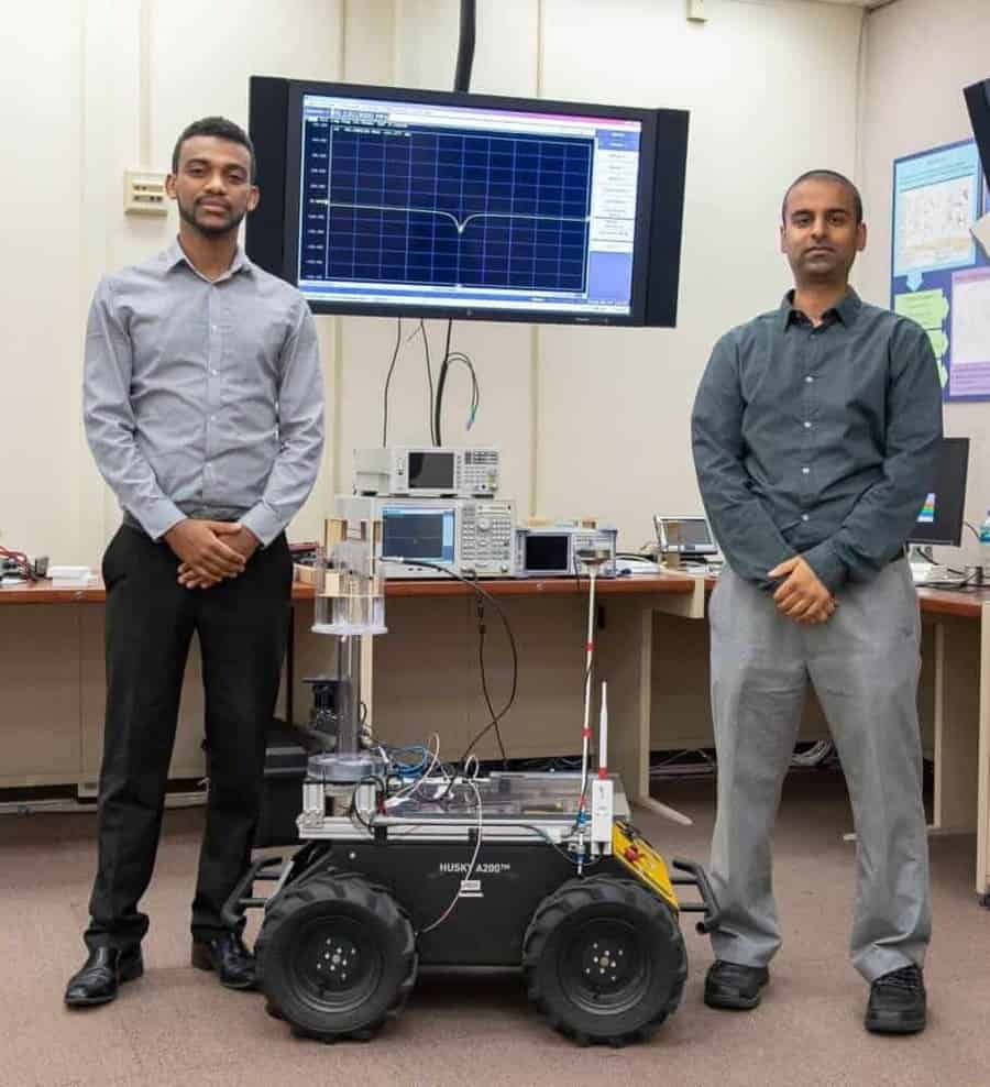 Army researchers' technique locates robots, soldiers in GPS-challenged areas