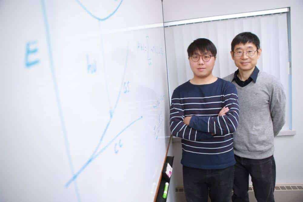 Discovery of single material that produces white light could boost efficiency of LED bulbs