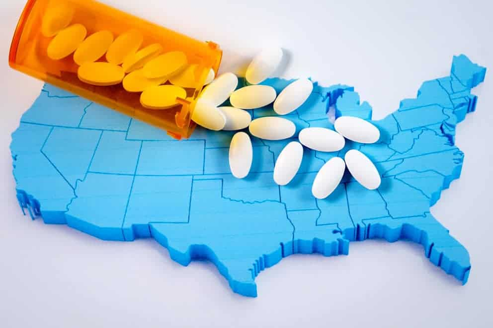 Opioid epidemic may have cost U.S. governments $37.8 billion in tax revenue