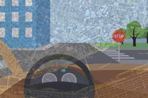 Bringing human-like reasoning to driverless car navigation