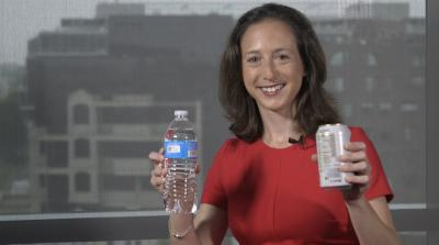 Diet drinks may not help kids cut calories; water works better