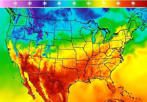 Focusing computational power for more accurate, efficient weather forecasts