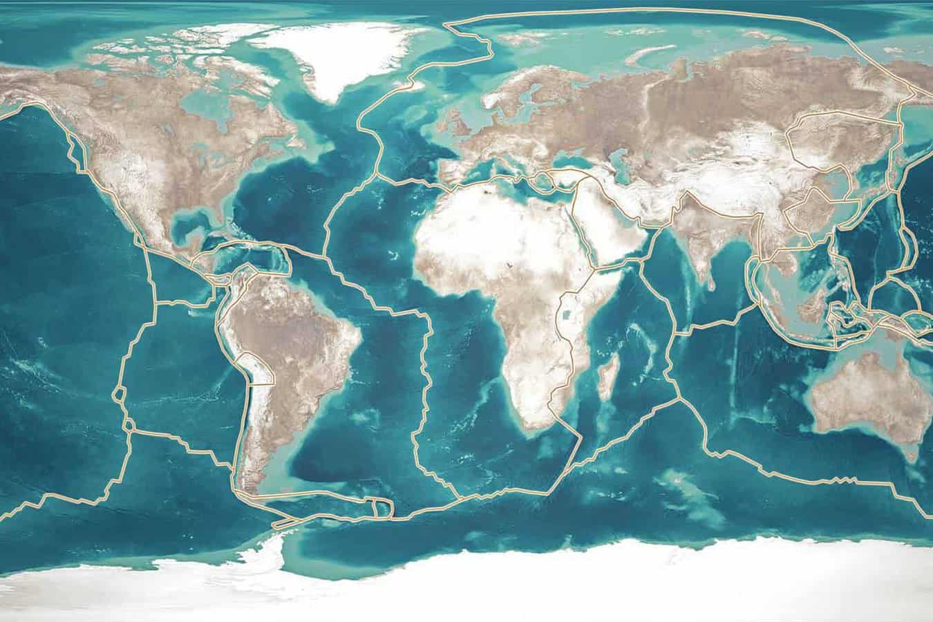 Researchers uncover 2.5 billion years of continents breaking up, getting back together