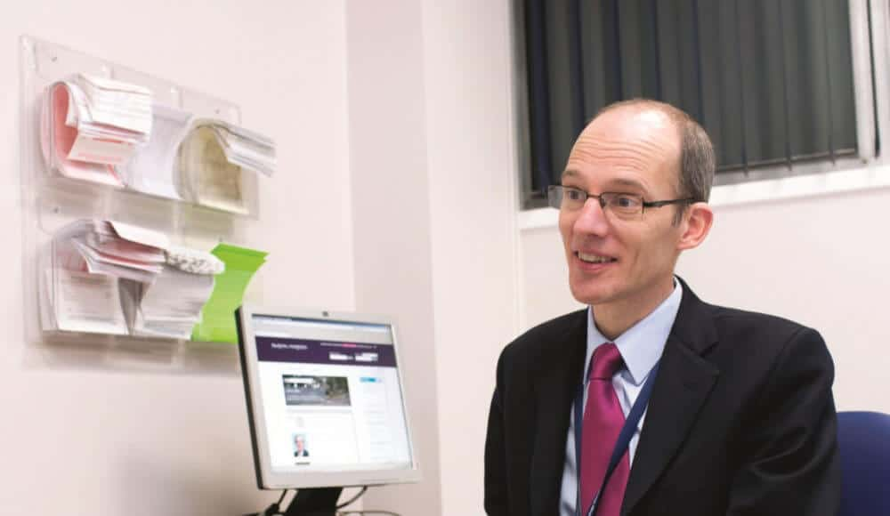 Men can be spared radiotherapy after prostate surgery