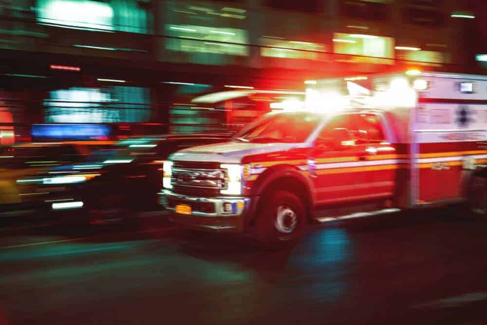 Your Race May Factor in Which ER an Ambulance Takes You To