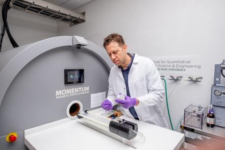 Nanotech improves chemo delivery