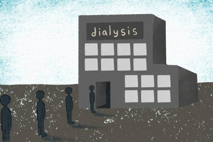 Acquisitions by for-profit dialysis companies hurt patient health, survival and transplant rates