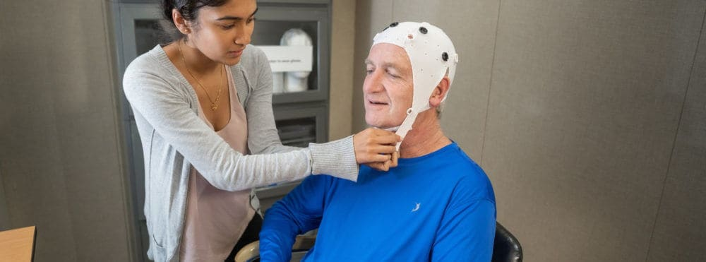 Could Near-Infrared Light Give Aging Brains a Boost?