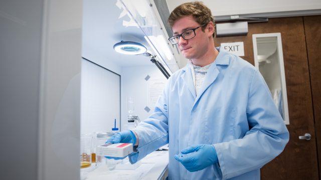 Microplastics Research Tackles a Gigantic Problem