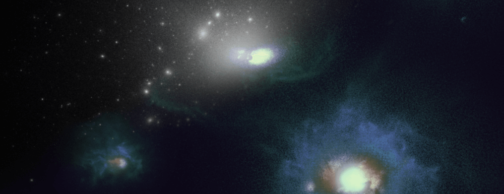 The Milky Way kidnapped several tiny galaxies from its neighbor