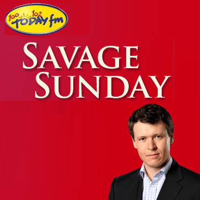 Today FM Savage Sunday: Chatted to Anton about the new science programme, Cosmos, in March 2014 Listen here