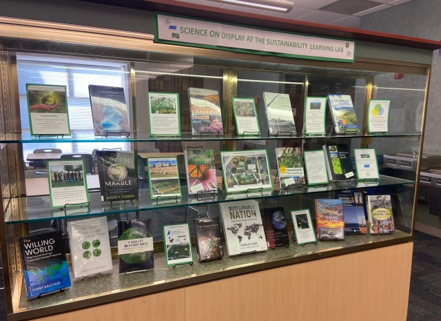 Sustainability on Display at BU