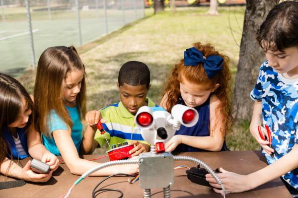 Kids Summer Camps And Lego Robotics Ashburn Chantilly Va