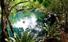© Cenote Angelita