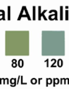 Total alkalinity of water test scale also school kits rh sciencefaircenter