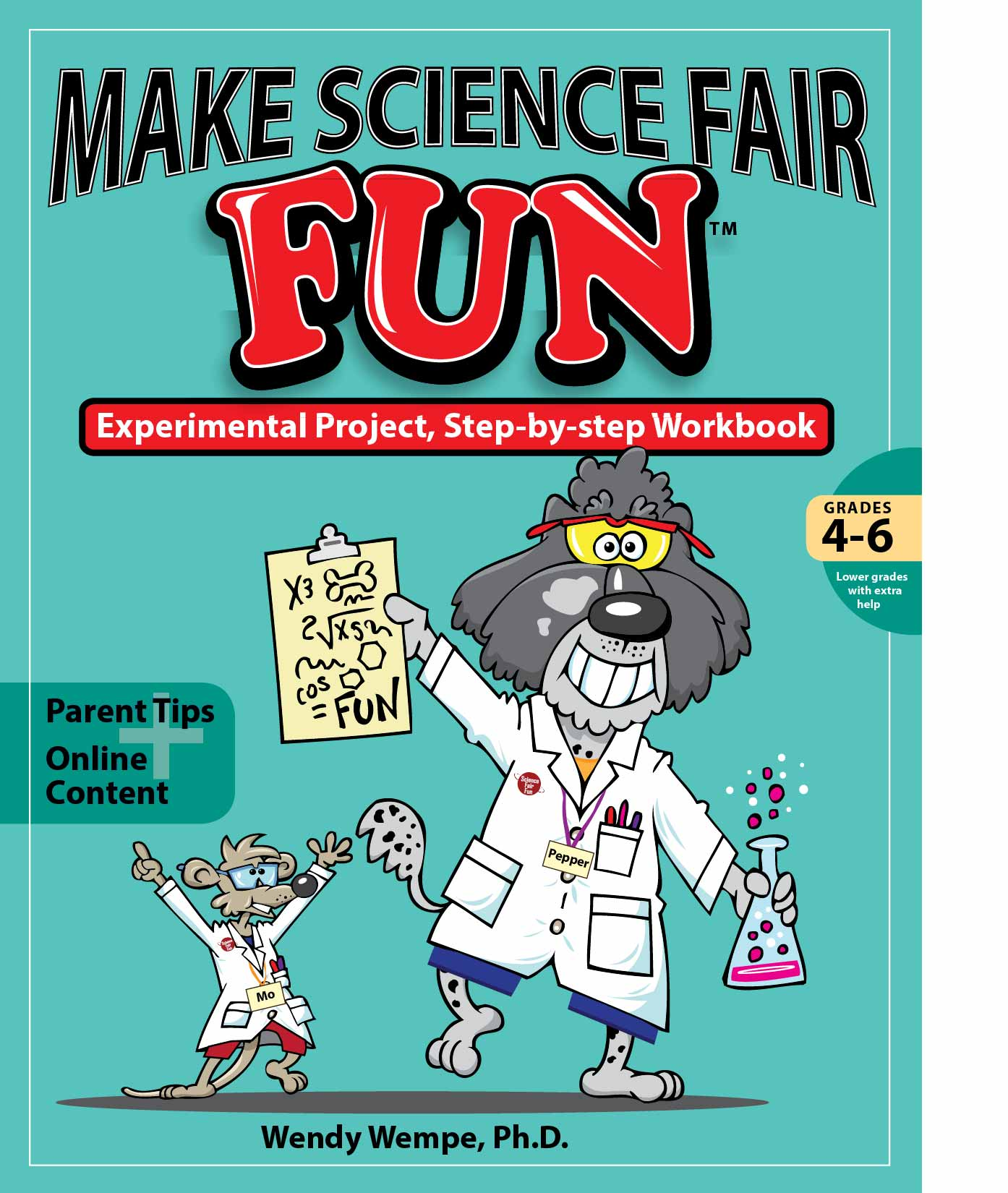 Make Science Fair Funtm Experimental Project Step By