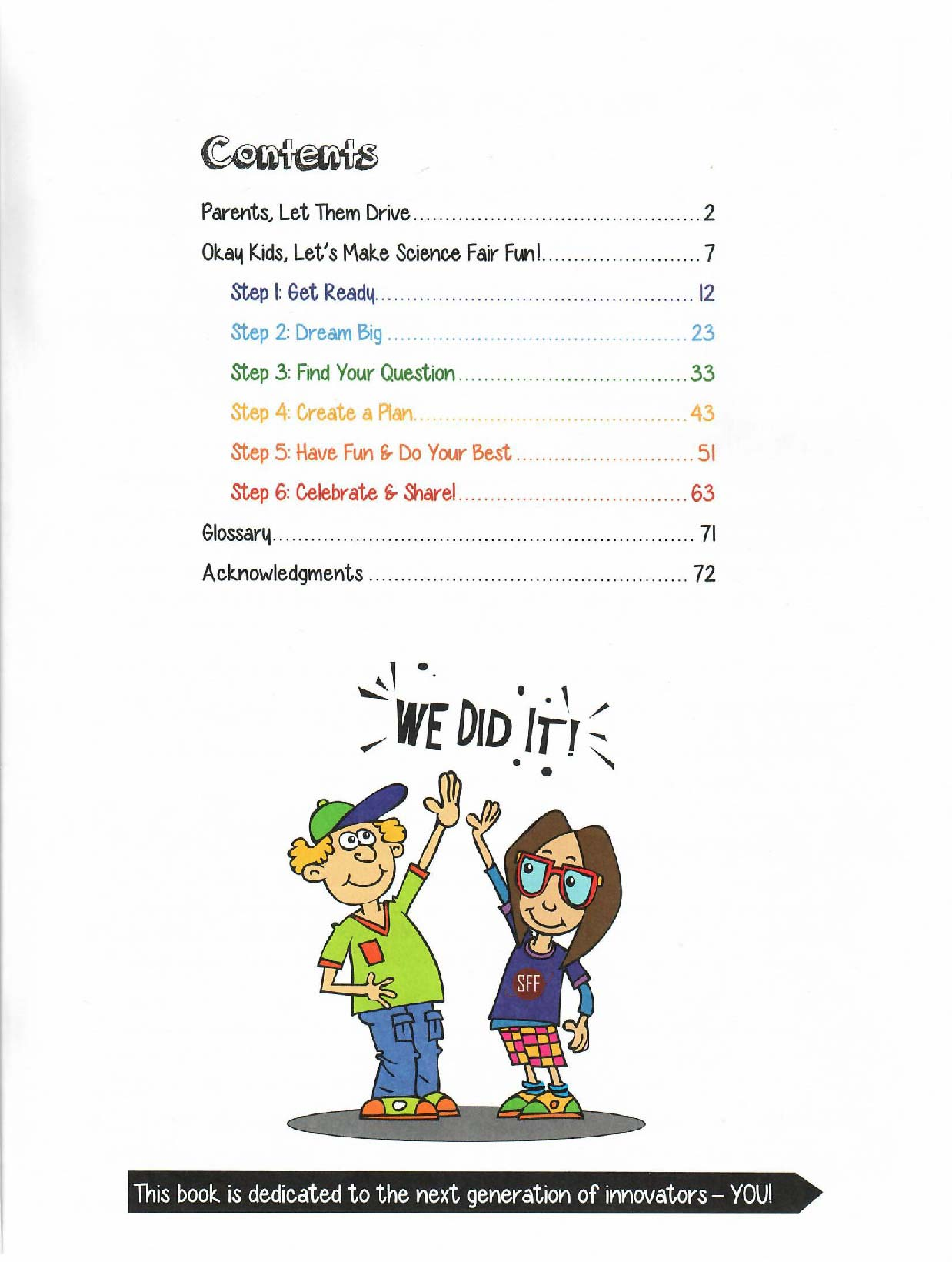 Make Science Fair Funtm Experimental Project Step By Step Workbook Grades 4 6