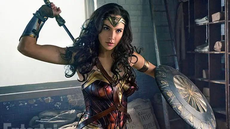 wonder woman justice league