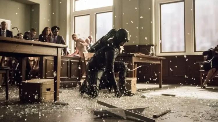 Arrow: Docket No. 11-19-41-73 (Season 6 Episode 21)