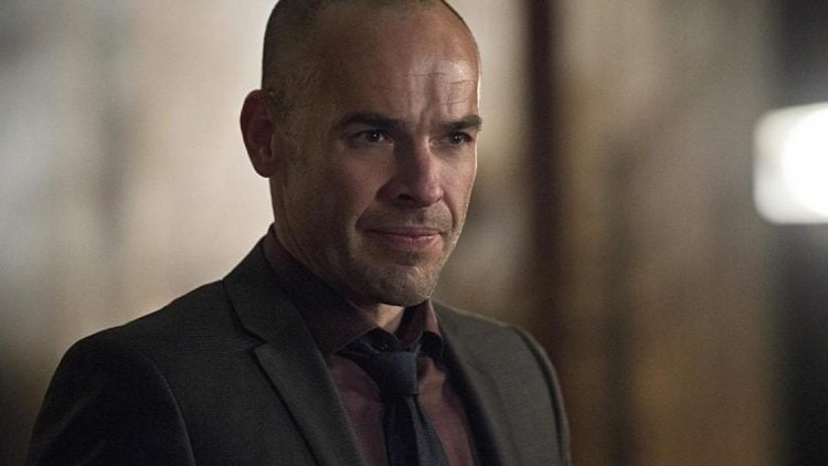 Paul Blackthorne quentin lance arrow