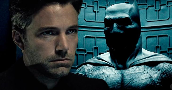 Ben Affleck Officially Steps Down As Batman