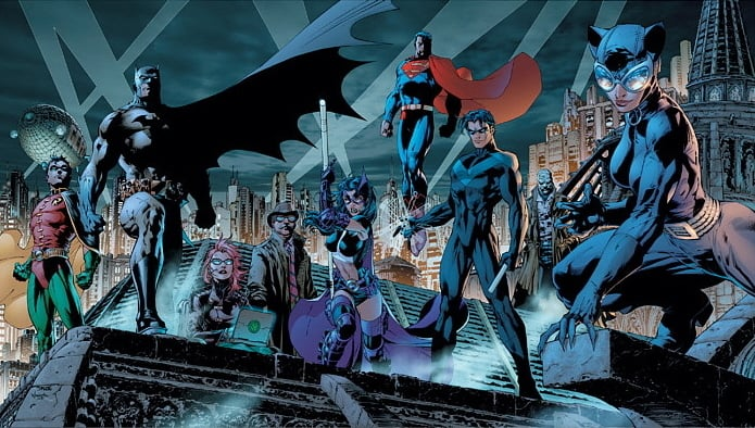 Voicing Their Surprise: Could This Be The Cast Of Batman: Hush?