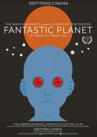Fantastic Planet by Edwin Mingard