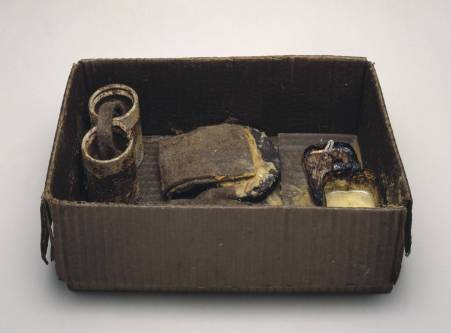 Fat Battery 1963 by Joseph Beuys 1921-1986
