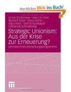 Vobruba stratetgic unionism
